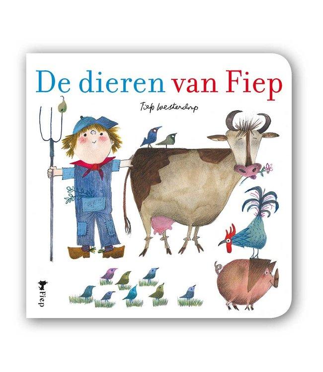 De dieren van Fiep (the animals of Fiep, in Dutch) - Fiep Westendorp
