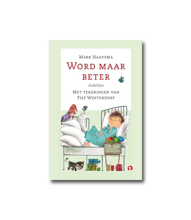 Rubinstein Word maar beter - Mark Haayema en Fiep Westendorp