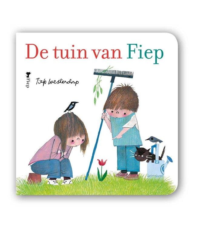 De tuin van Fiep - kartonboekje
