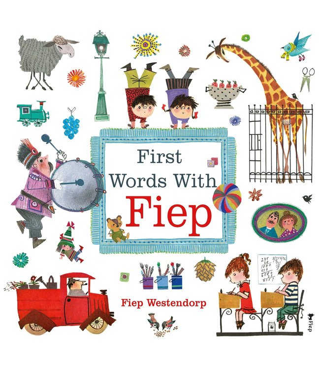 First Words With Fiep (ENG)