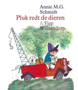 Querido Pluk redt de dieren Verjaardag editie - Annie M.G. Schmidt & Fiep Westendorp