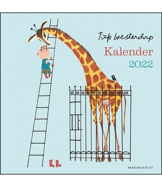 Bekking & Blitz Fiep Westendorp maandkalender 2022