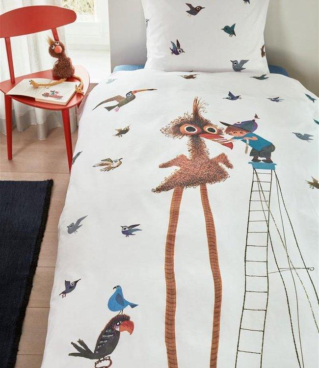 Fiepvogel Dekbedovertrek - 140 x 200/220 cm