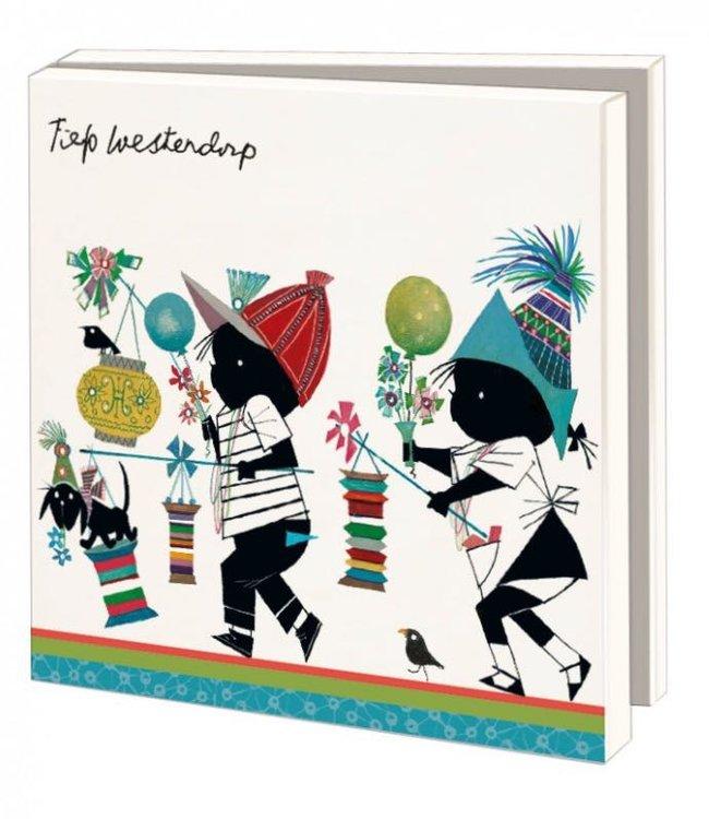 Jip & Janneke (colour) - 10 cards