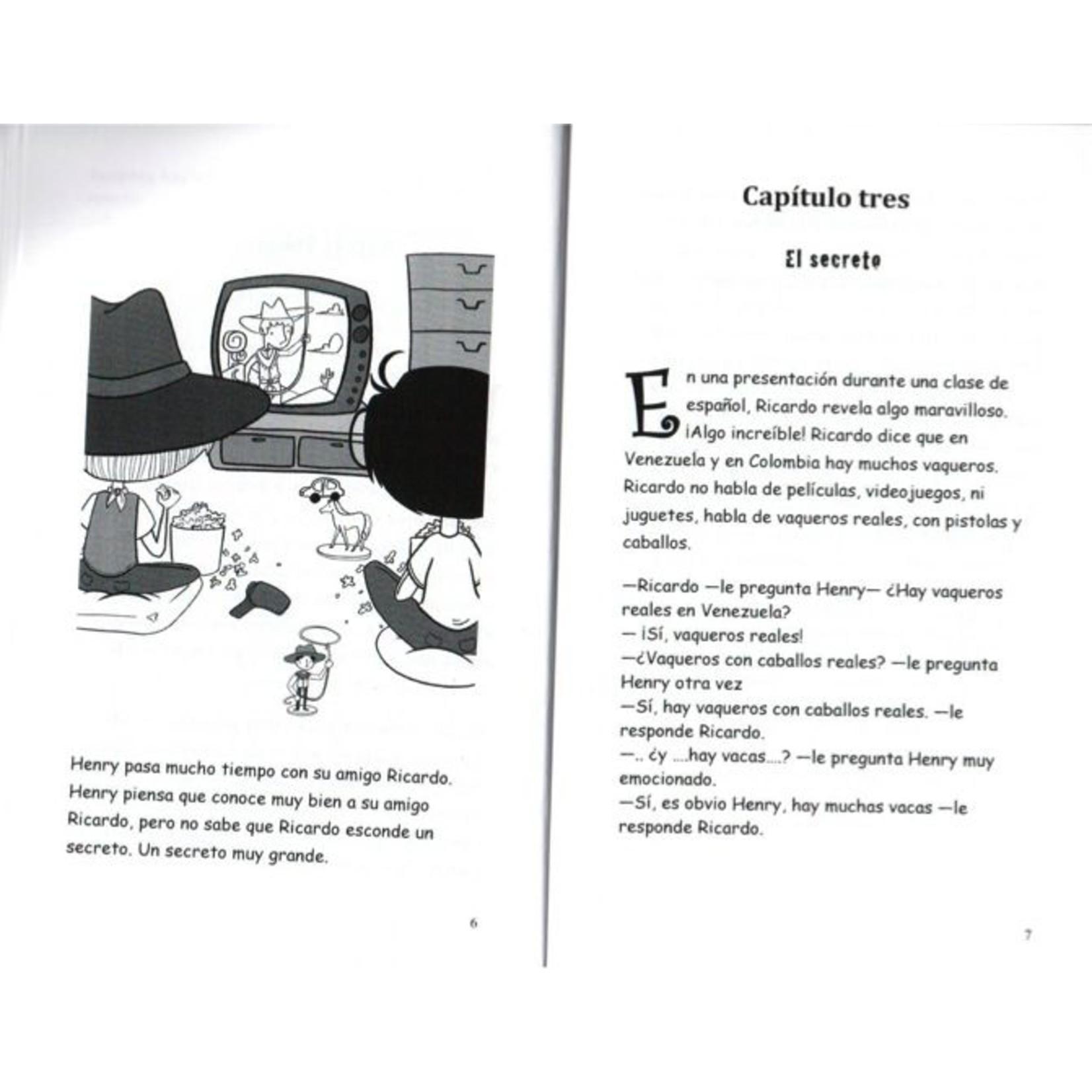 Spanish Cuentos El silbón de Venezuela