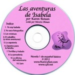 Command Performance Books Las aventuras de Isabela - Luisterboek