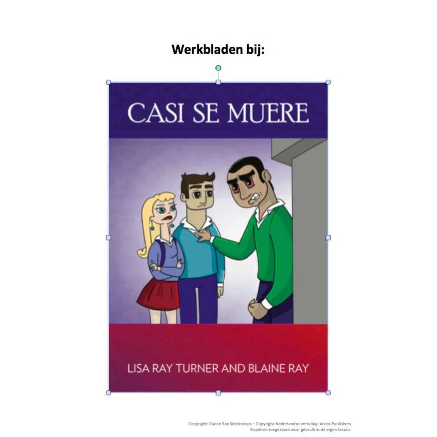 TPRS Books Casi se muere - Werkbladen