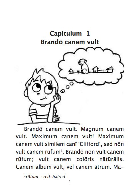 Brandon Brown canem vult