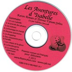 Command Performance Books Les aventures d'Isabelle - Audiobook