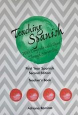 Teaching Spanish - level 1