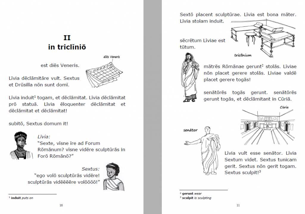 Līvia: māter ēloquens