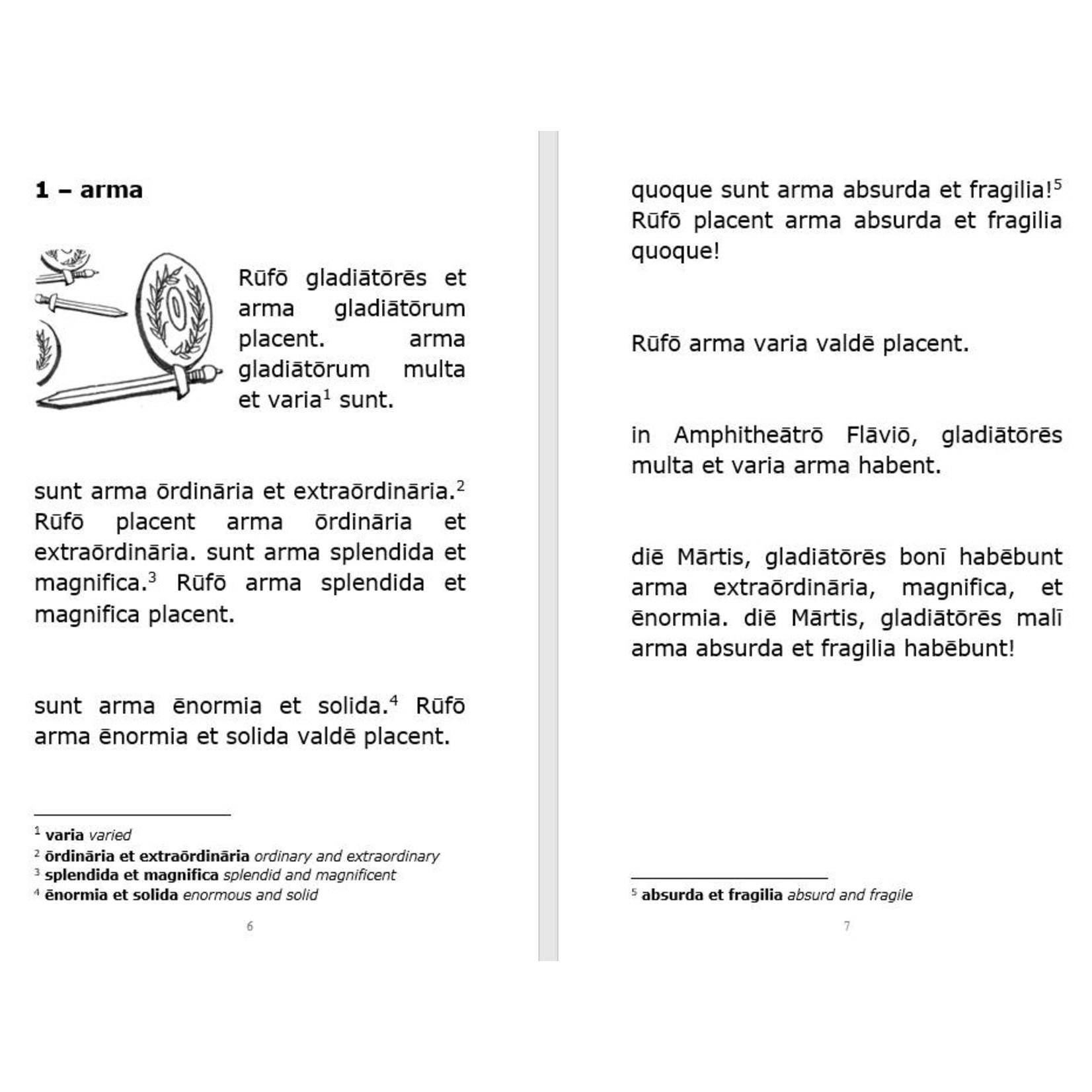 Magister P Rūfus et gladiātōrēs