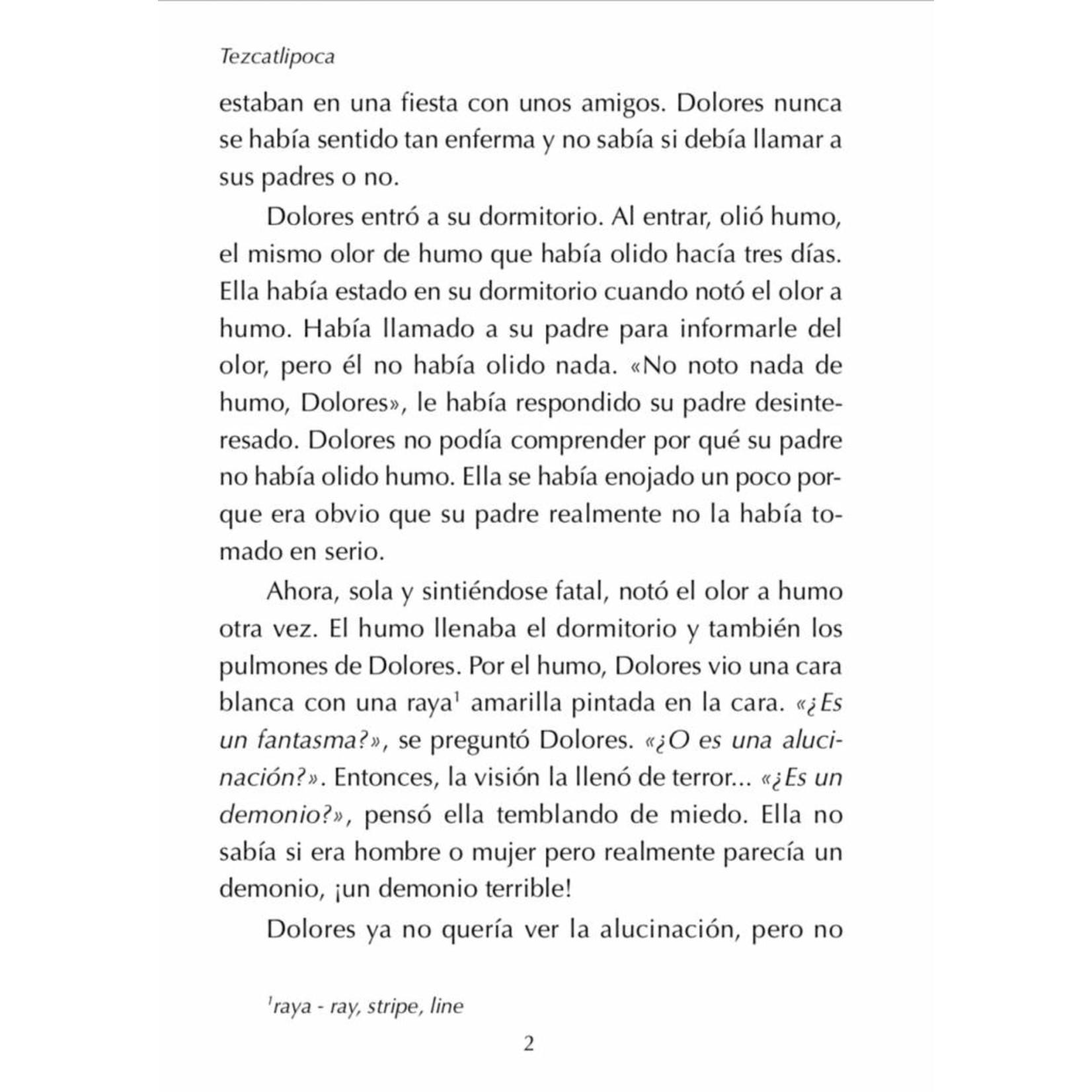 Fluency Matters Tezcatlipoca