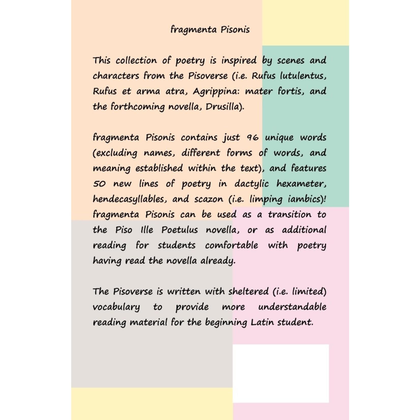 Magister P fragmenta Pīsōnis