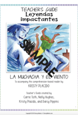 Leyendas impactantes - Docentenhandleiding