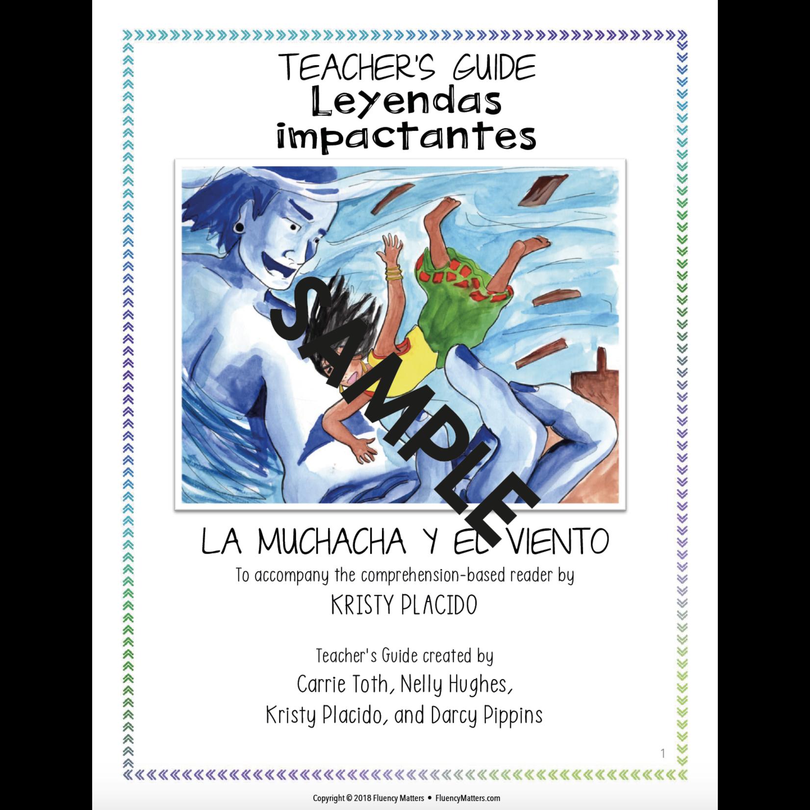 Fluency Matters Leyendas impactantes - Docentenhandleiding