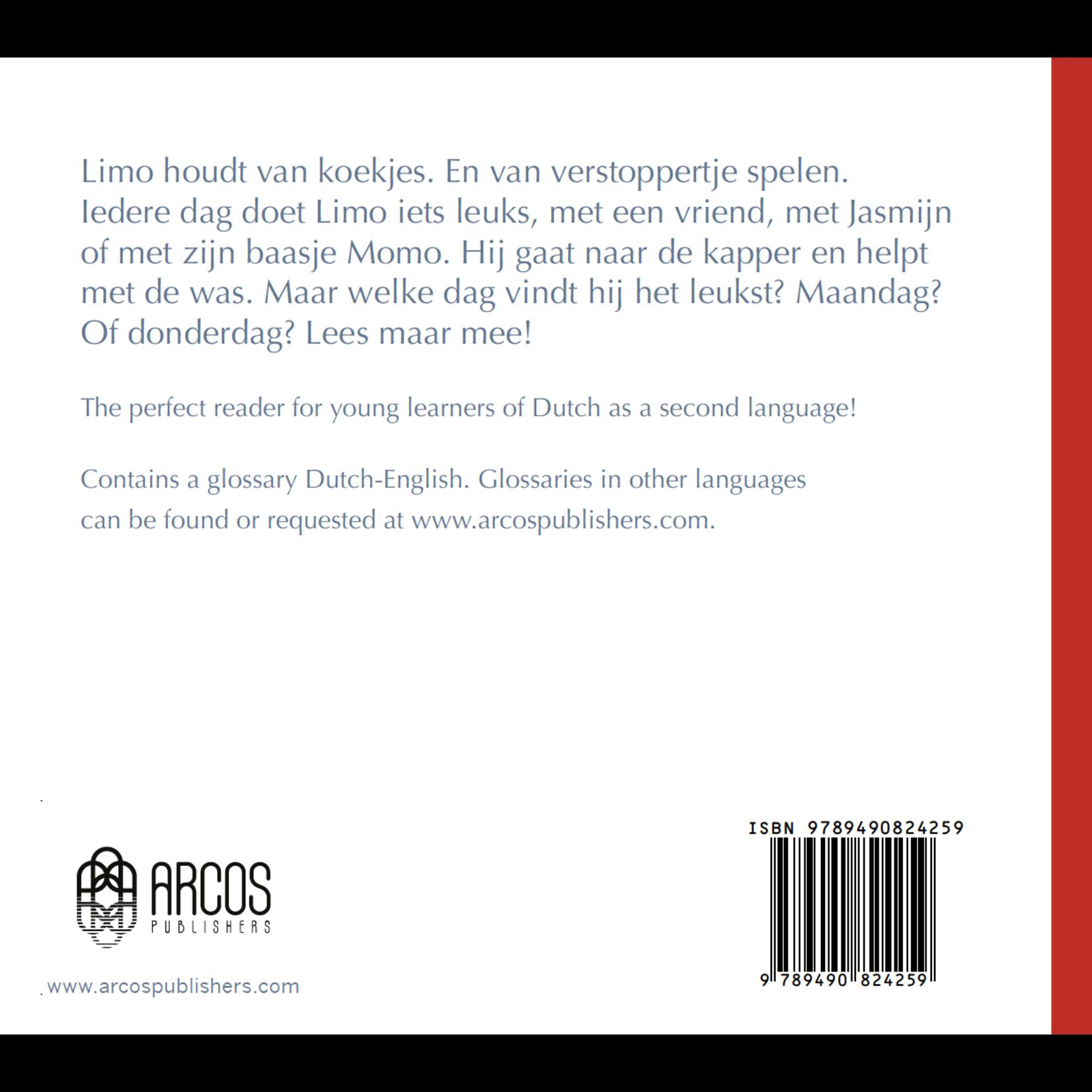 Arcos Publishers Limo - De leukste dag van de week