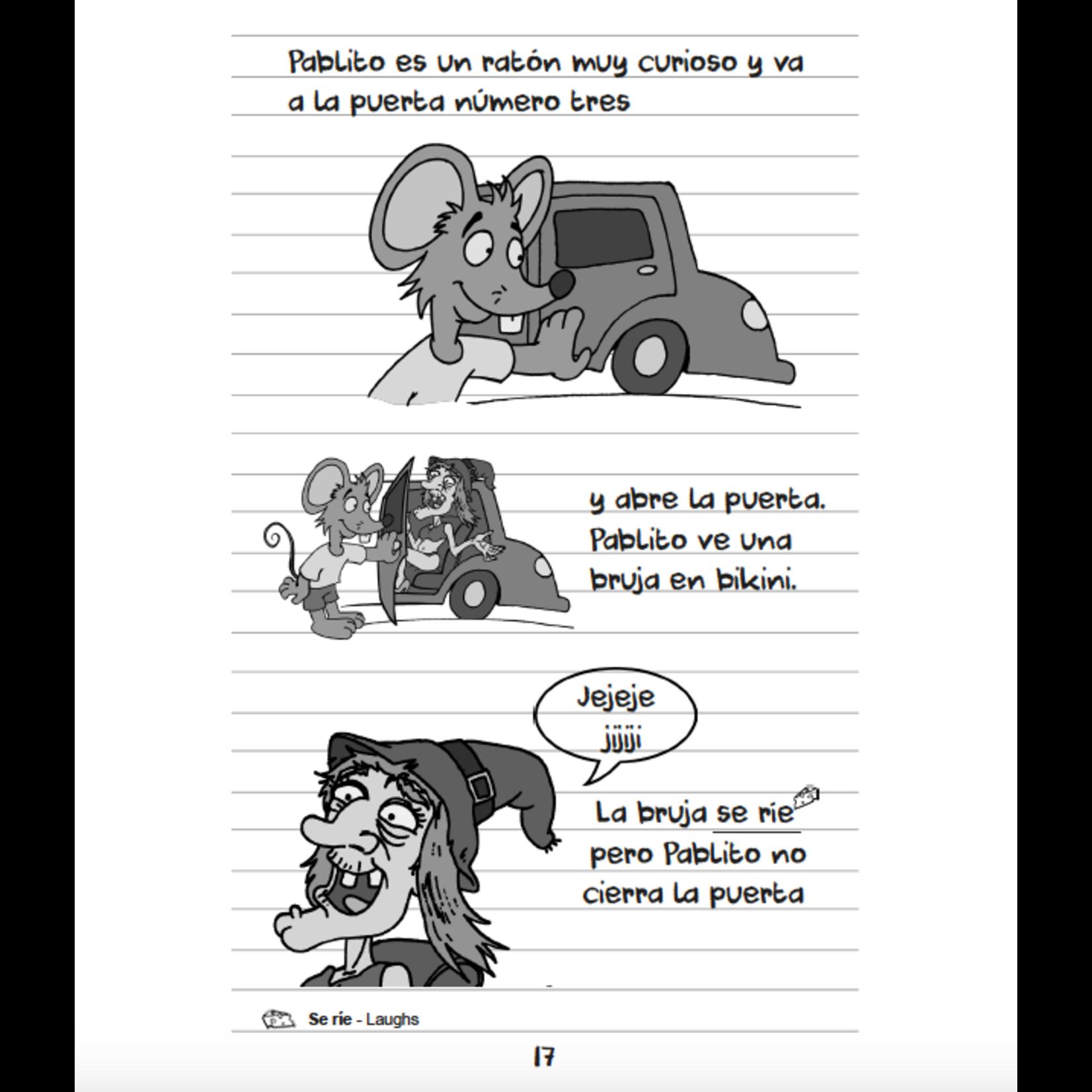 Spanish Cuentos El ratón Pablito