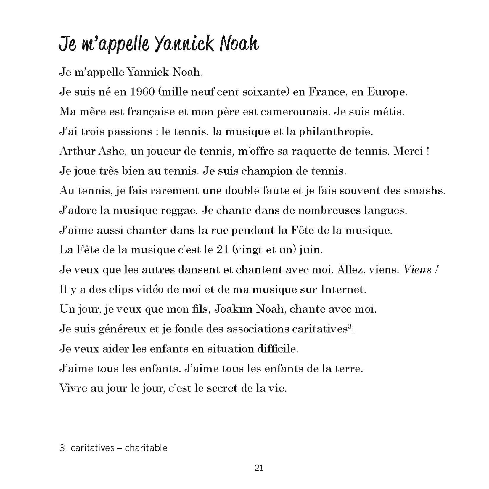 Arcos Publishers Qui parle français ? - Livre 9