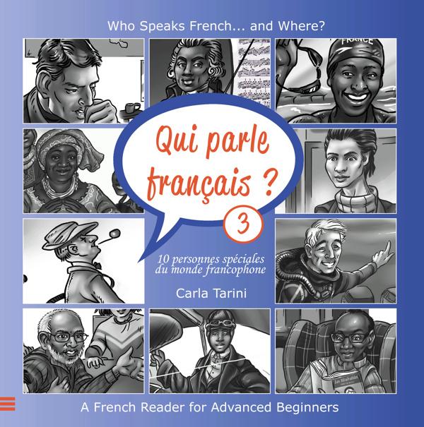 Qui parle français ? (Frans-Engels) - Livre 3