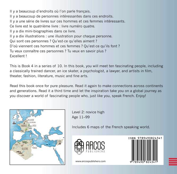 Qui parle français ? (Frans-Engels) - Livre 4