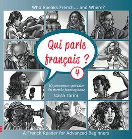 Qui parle français ? - Livre 4