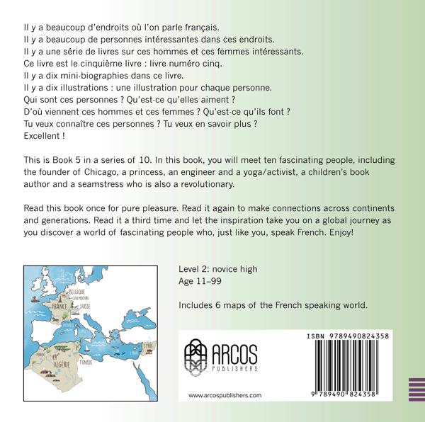 Qui parle français ? - Livre 5