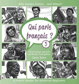 Qui parle français ? (Frans-Engels) - Livre 5