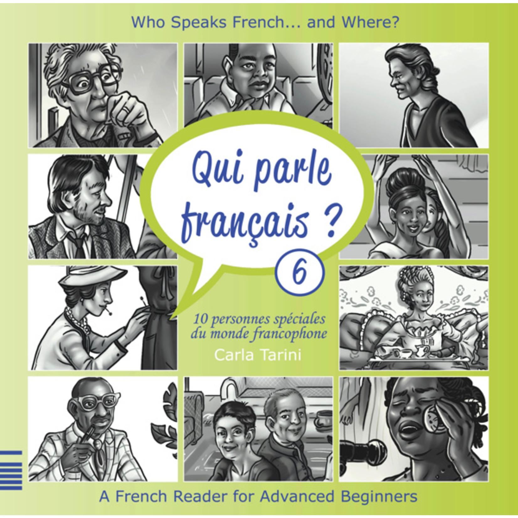 Arcos Publishers Qui parle français ? (Frans-Engels) - Livre 6