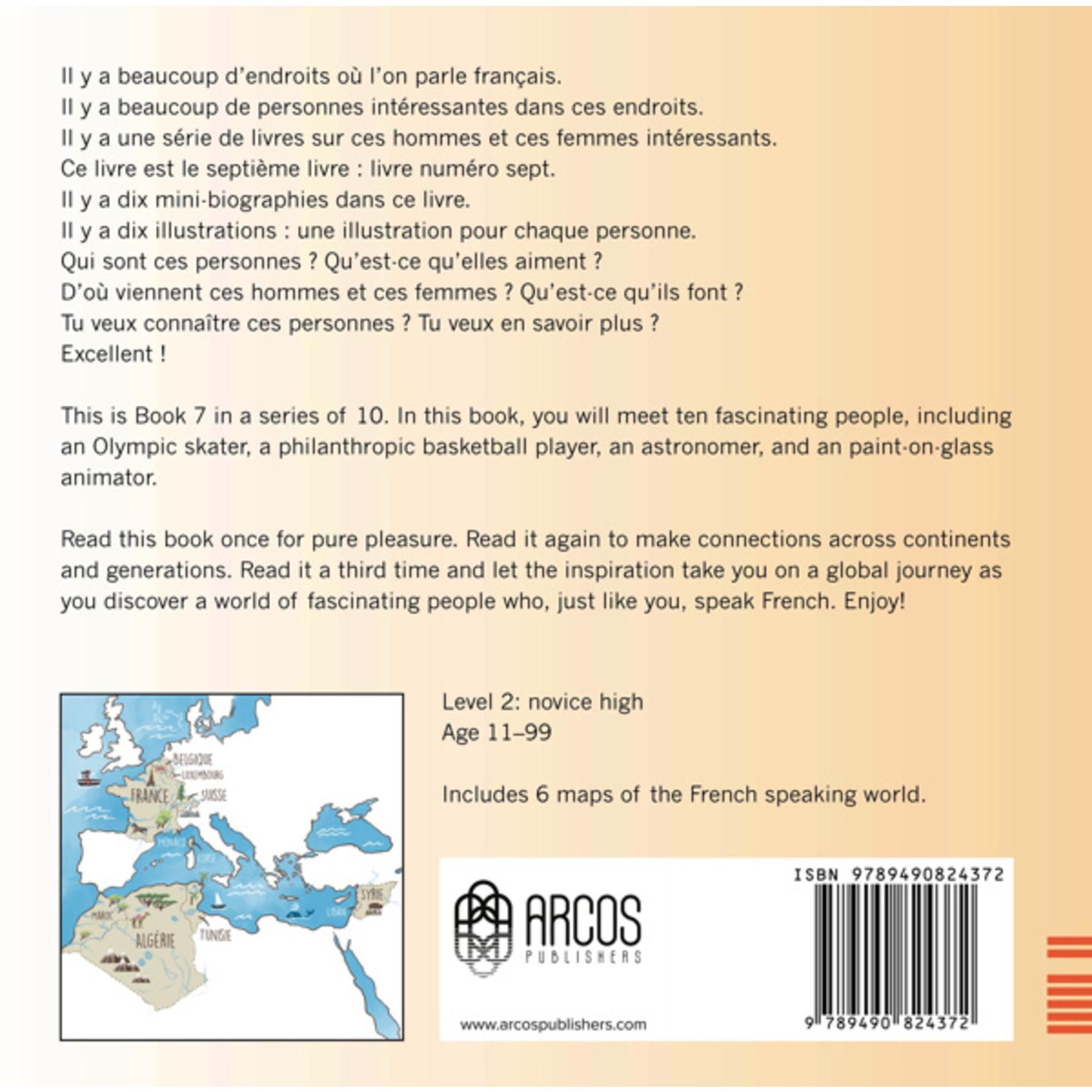 Arcos Publishers Qui parle français ? (Frans-Engels) - Livre 7