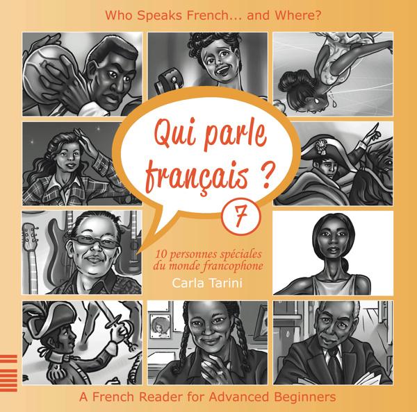 Qui parle français ? (Frans-Engels) - Livre 7