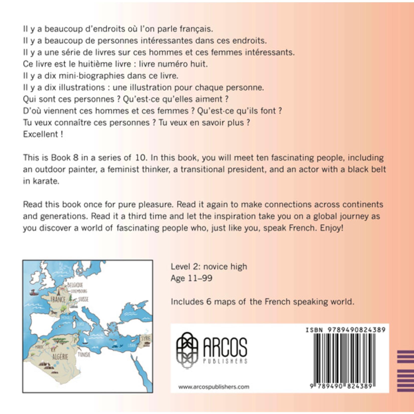 Arcos Publishers Qui parle français ? (Frans-Engels) - Livre 8