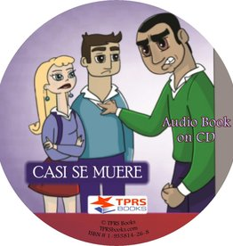 Casi se muere - Audio Book