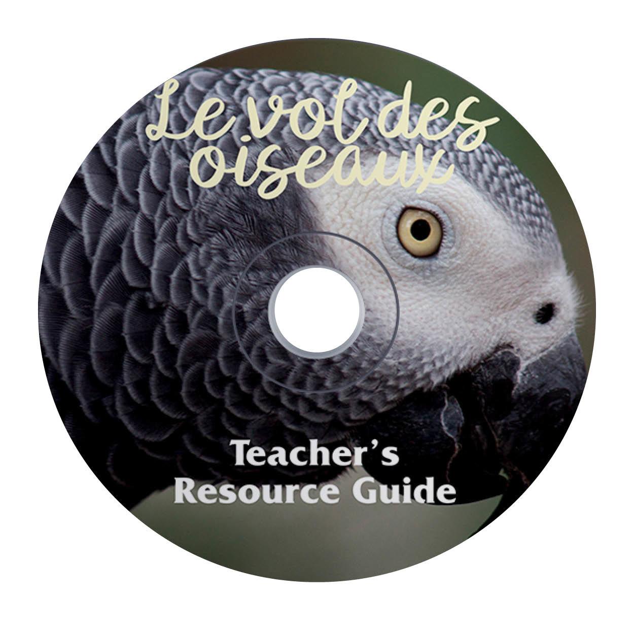 Le vol des oiseaux - Teacher's Guide