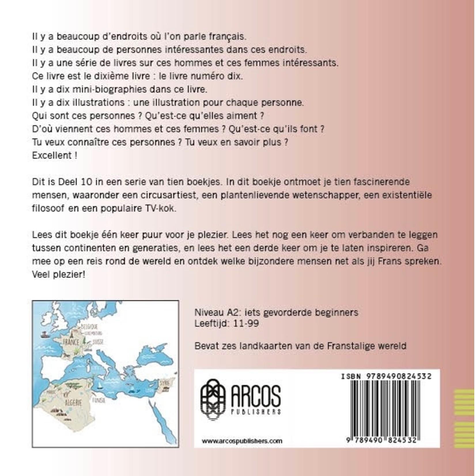Arcos Publishers Qui parle français ? Deel 10 (French-Dutch)