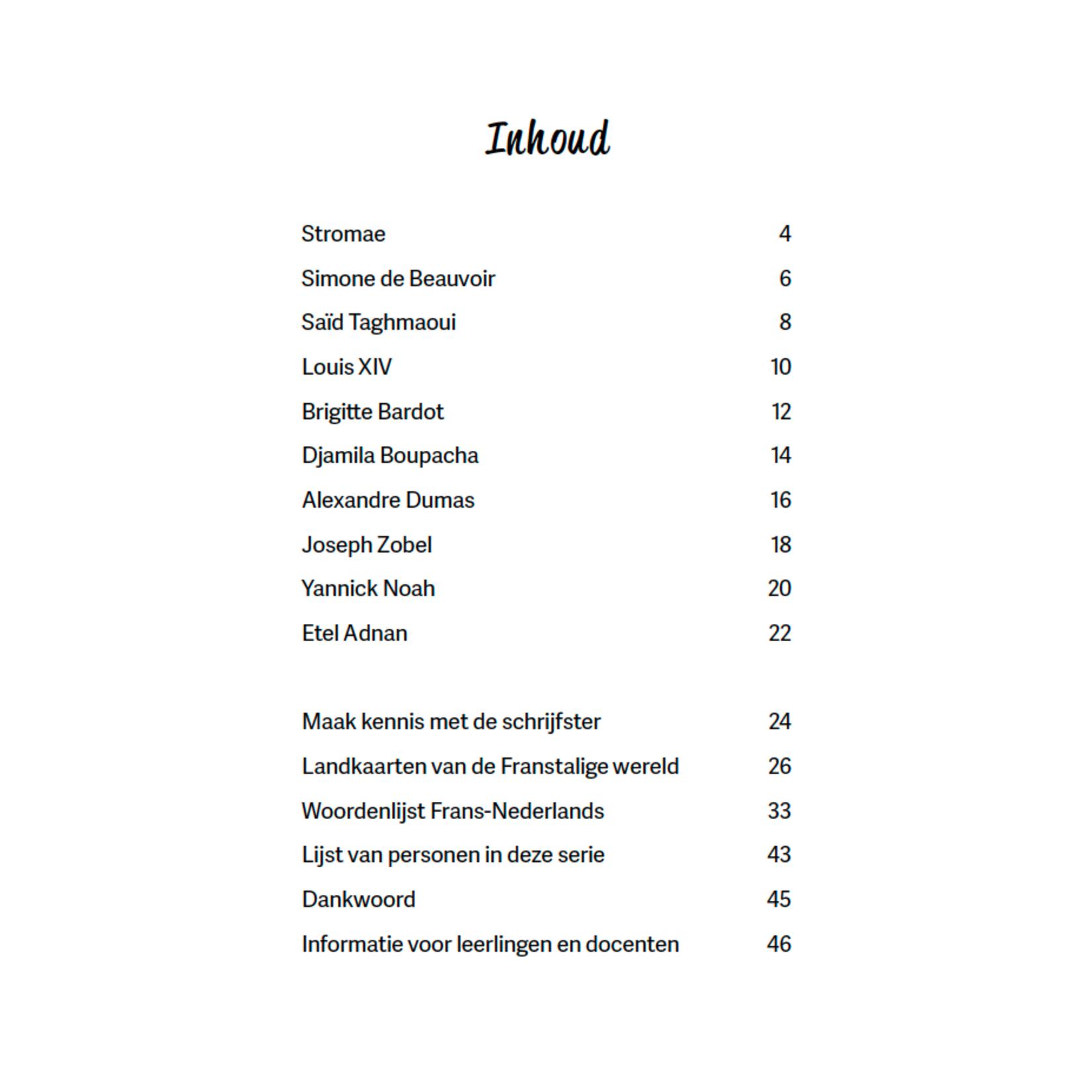Arcos Publishers Qui parle français ? Deel 9