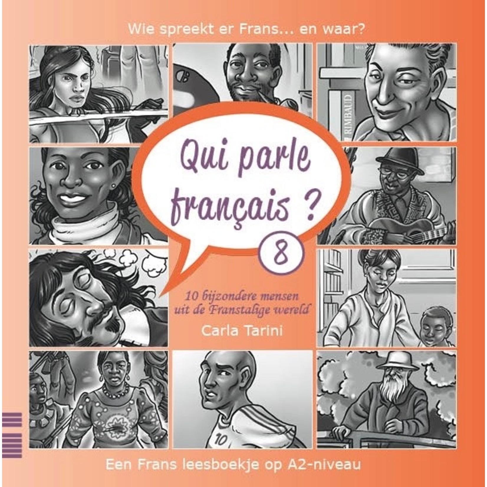 Arcos Publishers Qui parle français ? Deel 8