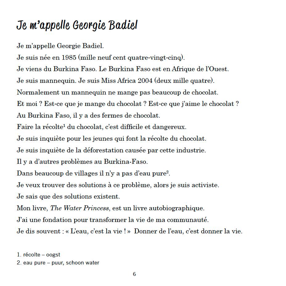 Qui parle français ? Deel 7