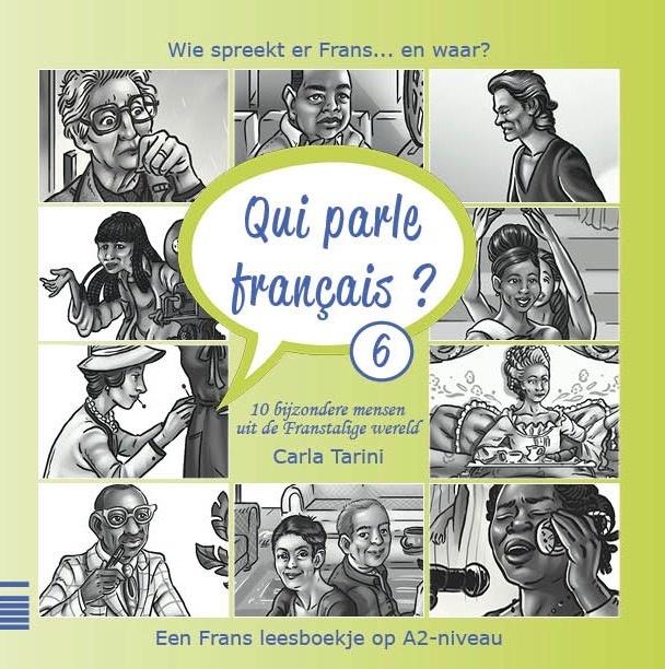 Qui parle français ? Deel 6 (French-Dutch)