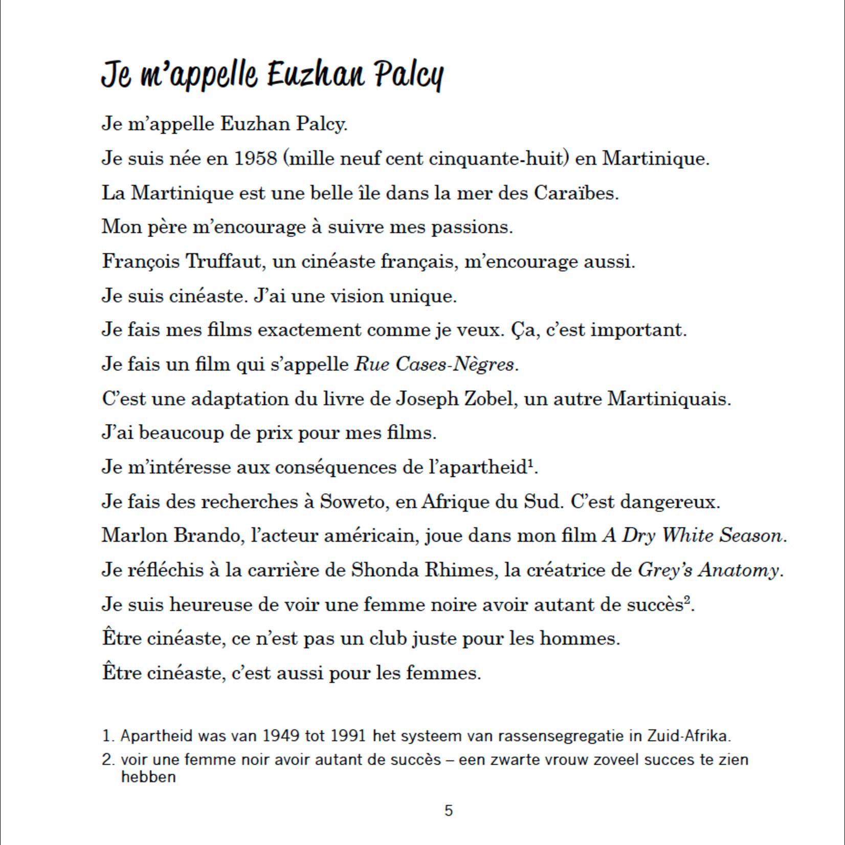 Arcos Publishers Qui parle français ? Deel 6