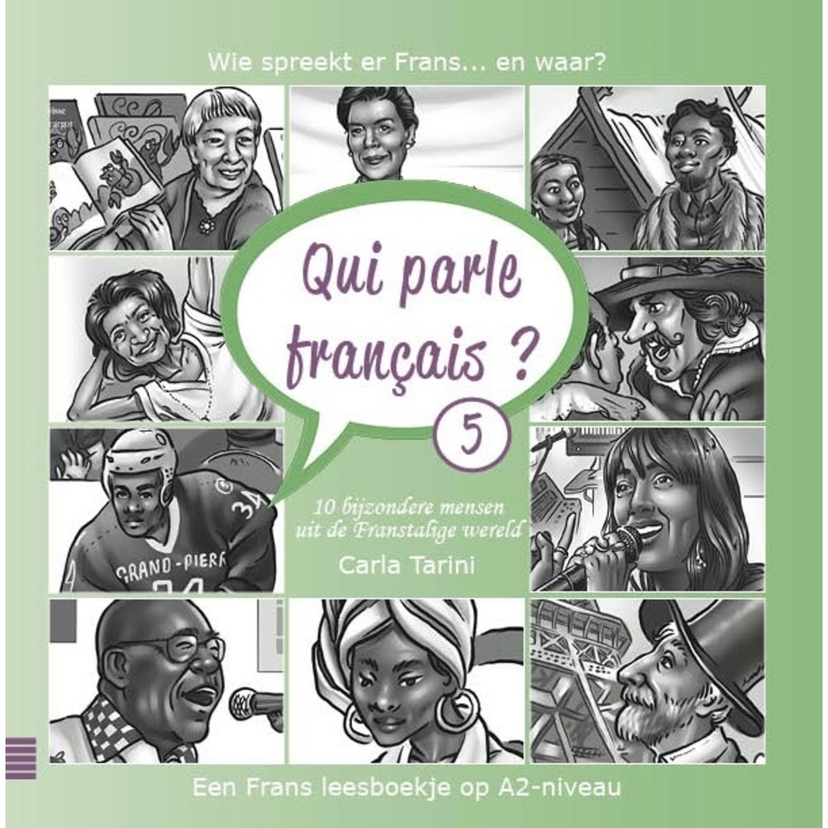 Arcos Publishers Qui parle français ? Deel 5