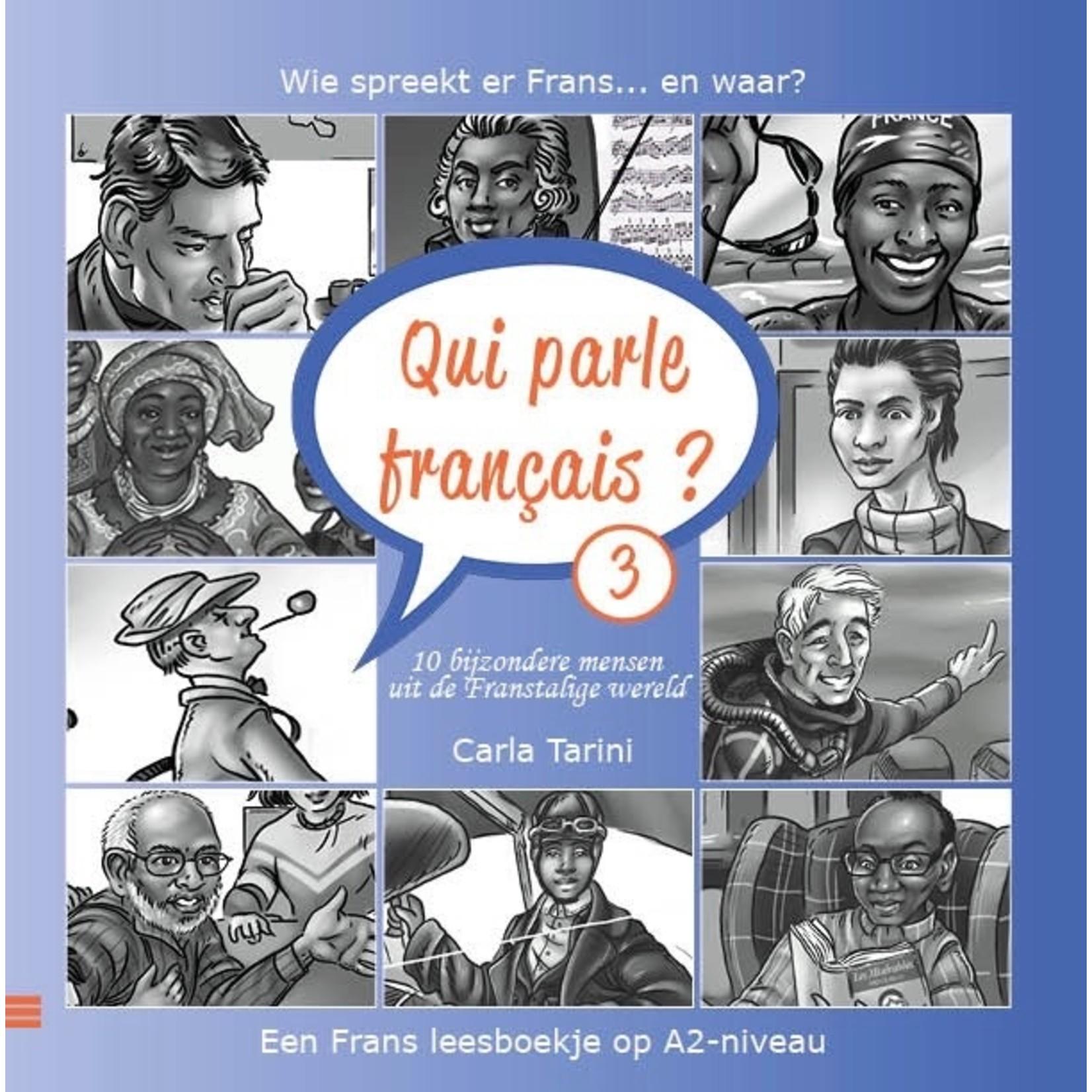 Arcos Publishers Qui parle français ? Deel 3