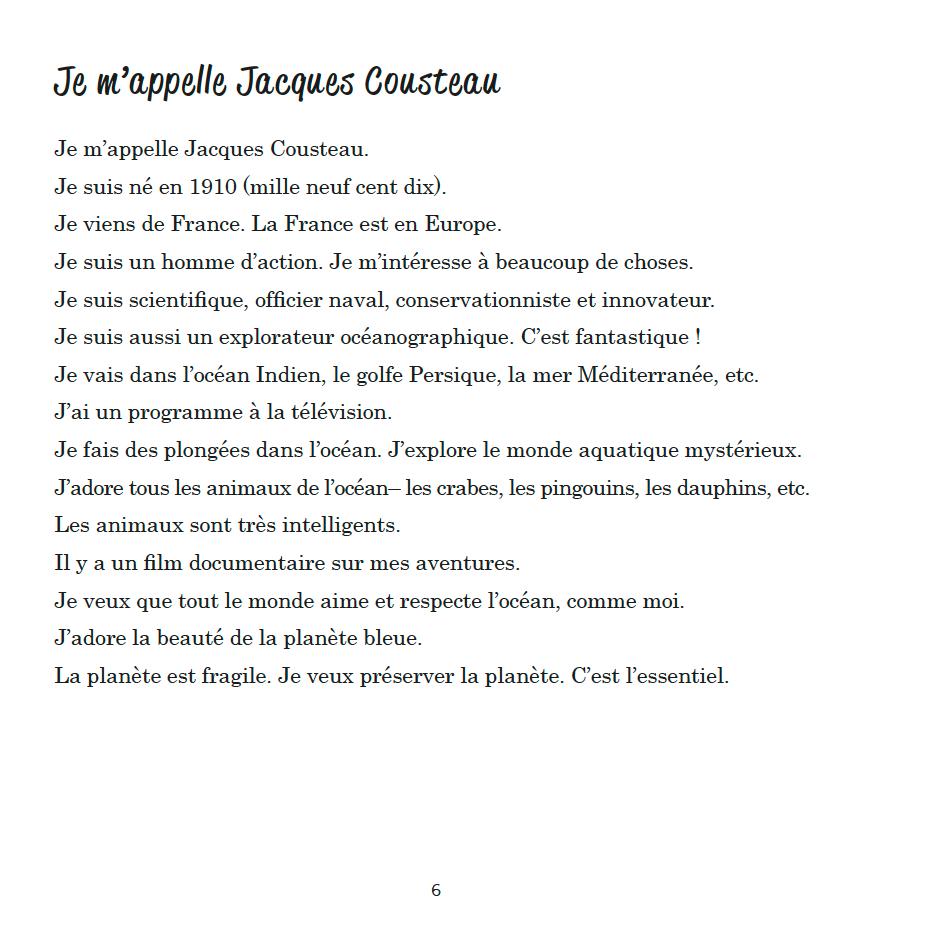 Qui parle français ? Deel 3