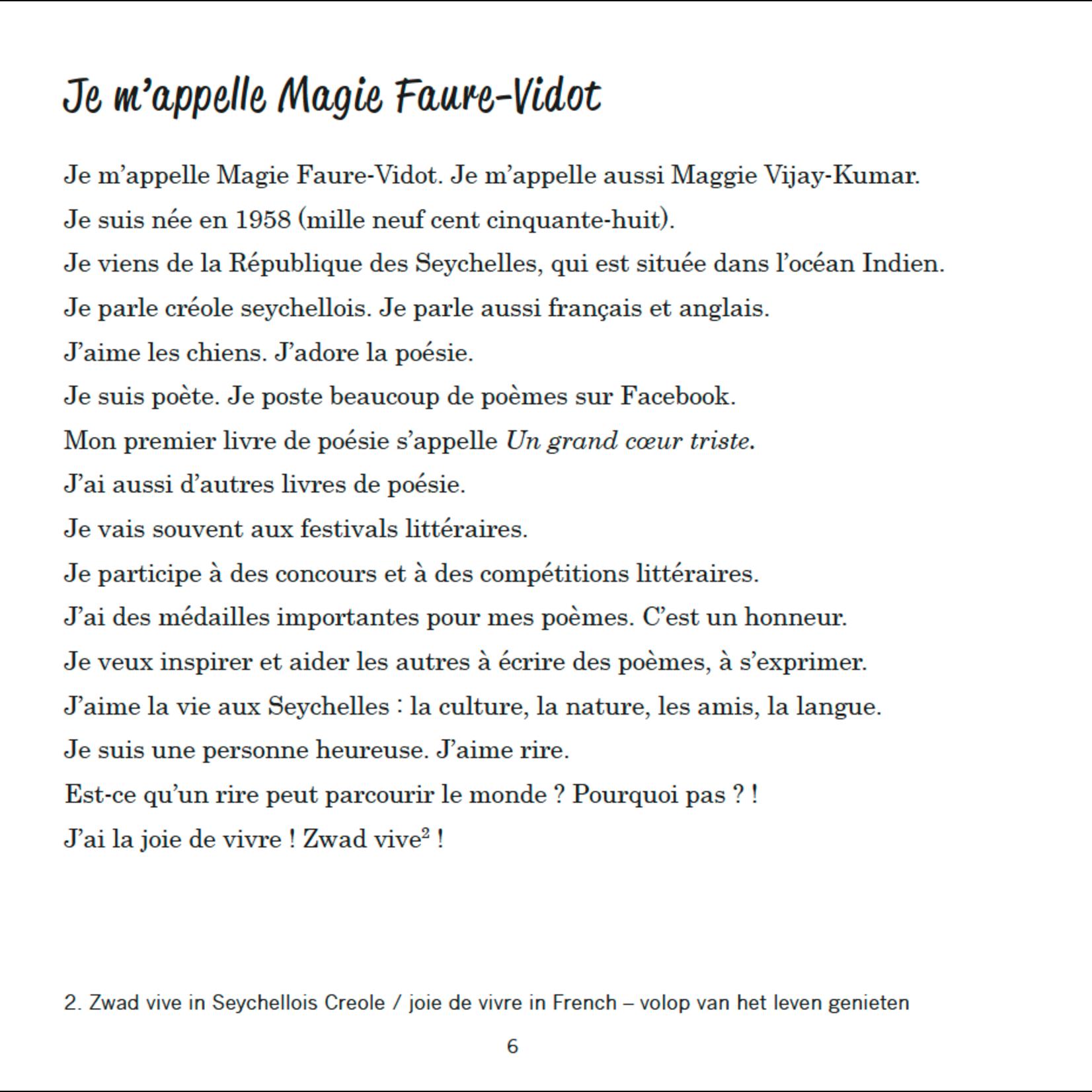 Arcos Publishers Qui parle français ? Deel 2 (French-Dutch)
