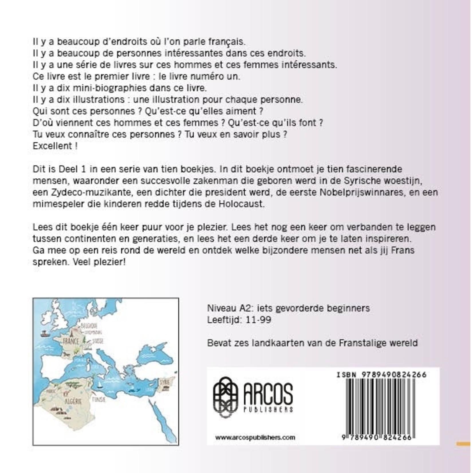 Arcos Publishers Qui parle français ? Deel 1