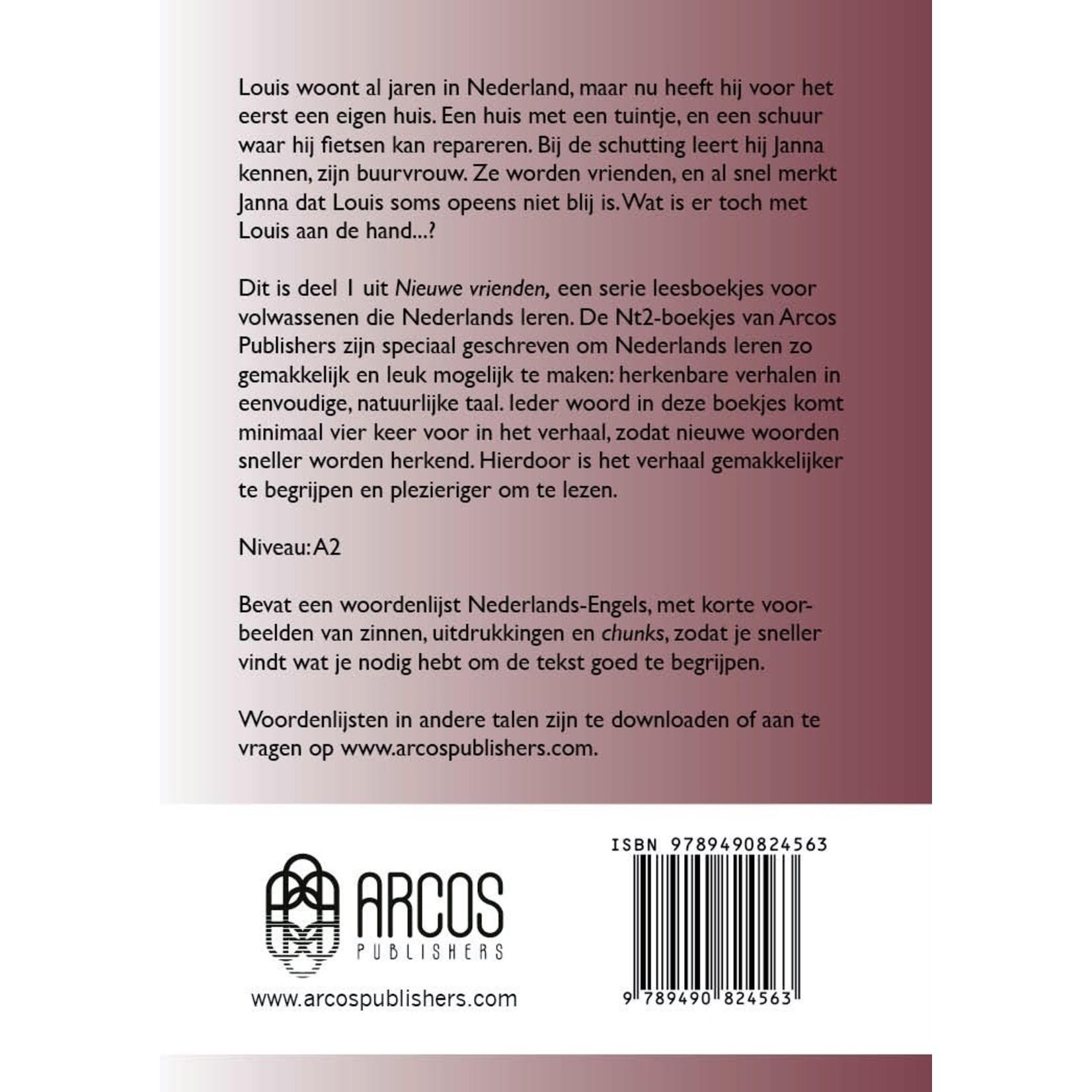Arcos Publishers Een huis met een tuintje