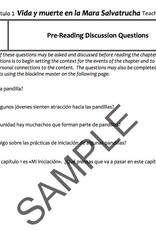 Vida y muerte en la Mara Salvatrucha - Docentenhandleiding