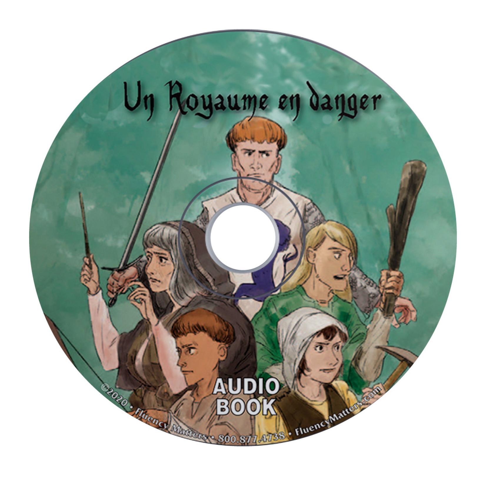 Fluency Matters Un royaume en danger - Audiobook