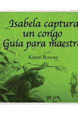Isabela captura un congo - Teacher's Guide on CD