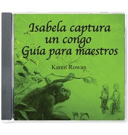 Isabela captura un congo - Teacher's Guide on CD